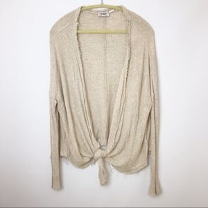 URBAN OUTFITTERS | Out From Under Cream Thermal XL